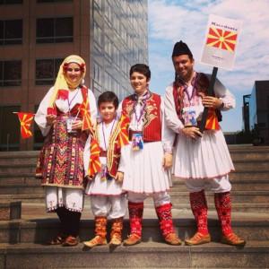 Македонцы