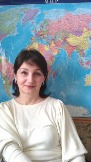 Мхитарян Нуне Гургеновна