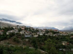 Албания. Город