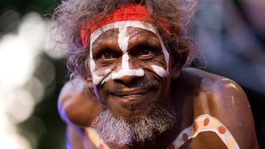 австралийский абориген фото