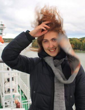 Анна Стриганова