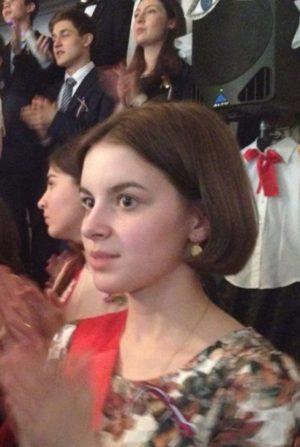Елена Бережкова