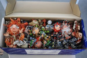 Куклы персонажей сказок